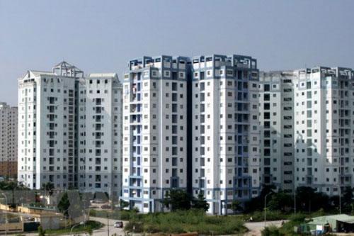 Hà Nội yêu cầu các xã, phường không sử dụng tầng 1 nhà tái định cư cho thuê kinh doanh (Ảnh: TL)