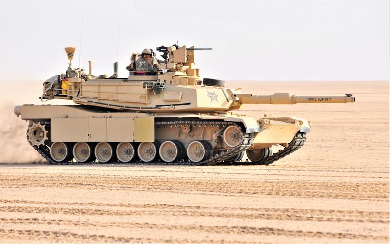 Tại chiến trường Trung Đông, tăng Abrams đã bộc lộ nhiều khiếm khuyết về kỹ thuật và khả năng bảo vệ; Nguồn: memax.club