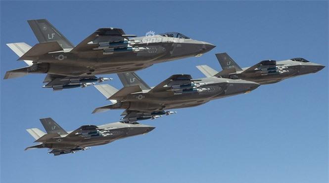 Dàn tiêm kích F-35 Mỹ định bán cho Thổ Nhĩ Kỳ sẽ về đâu? - ảnh 1