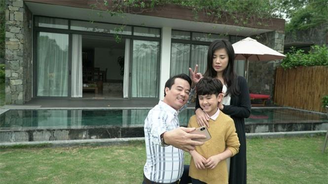 Diễn viên Khuất Quỳnh Hoa hiện ra sao sau 10 năm làm mẹ đơn thân? - ảnh 2
