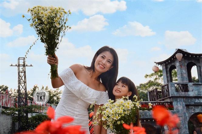 Diễn viên Khuất Quỳnh Hoa hiện ra sao sau 10 năm làm mẹ đơn thân? - ảnh 6