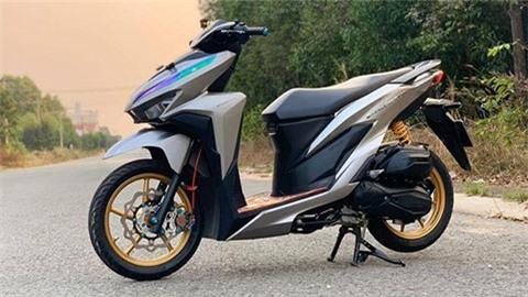 Honda Vario 150 2020 phiên bản Sport cực đẹp, giá rẻ bất ngờ, khiến Air Blade 'khóc thét'