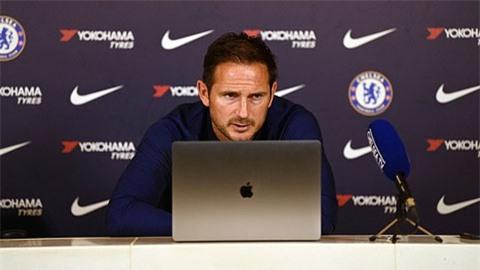 Lampard hứa hẹn Chelsea sẽ còn chi tiêu khủng