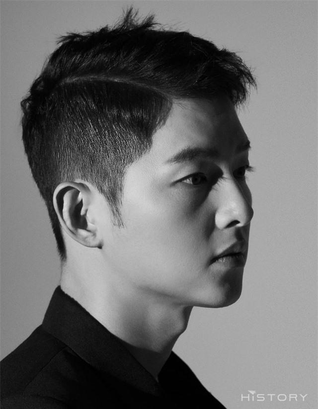 Song Joong Ki tung bộ ảnh mới, hé lộ cuộc sống đời tư - Ảnh 3.