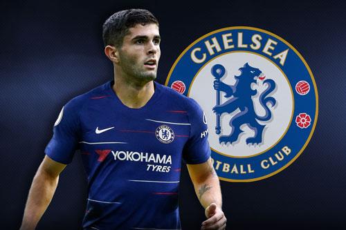 4. Christian Pulisic (Chelsea - Mức lương hiện tại: 230.000 bảng/tuần).