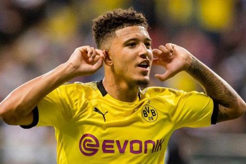 6. Jadon Sancho (Dortmund - Mức lương hiện tại: 190.000 bảng/tuần).