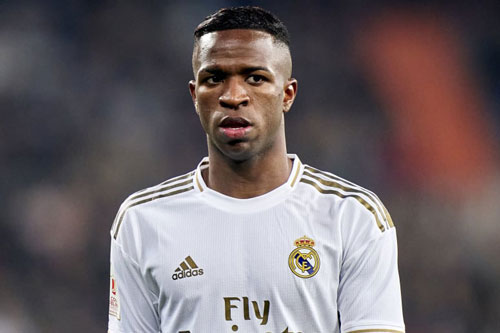 9. Vinicius Junior (Real Madrid - Mức lương hiện tại: 120.000 bảng/tuần).