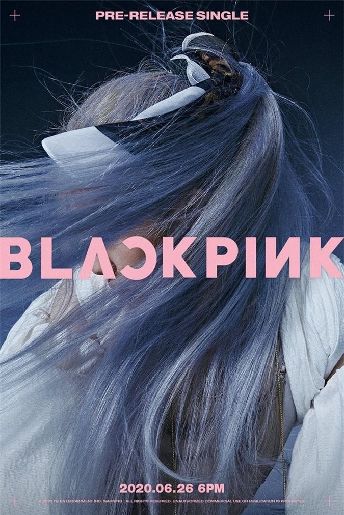Black Pink 'tóc tai lồng lộn' trong teaser comeback - Ảnh 1