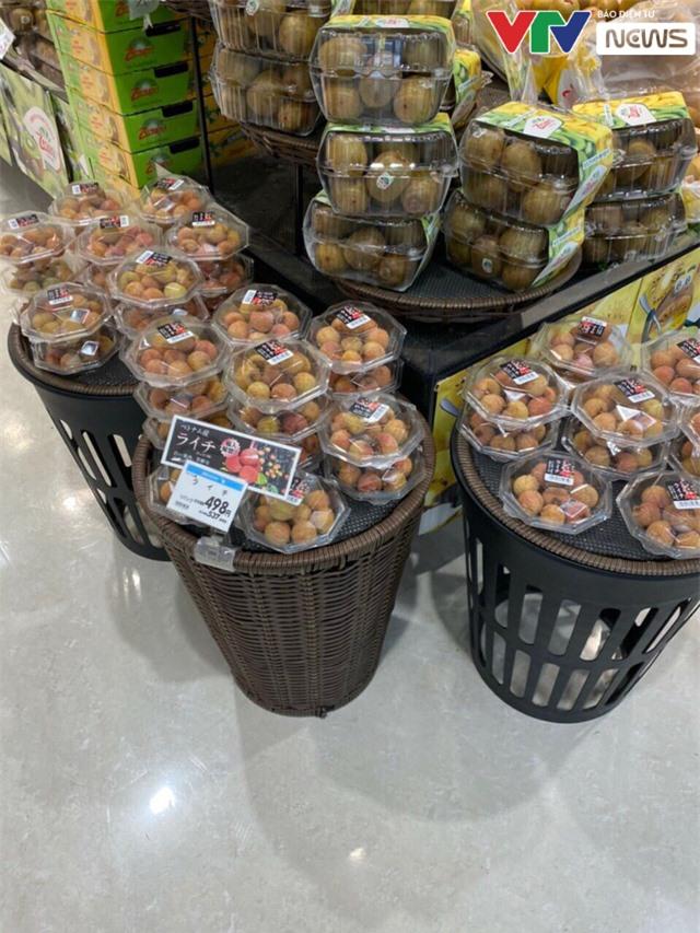 Gần 12.000 đồng cho 1 quả vải thiều Việt tại Nhật - Ảnh 3.