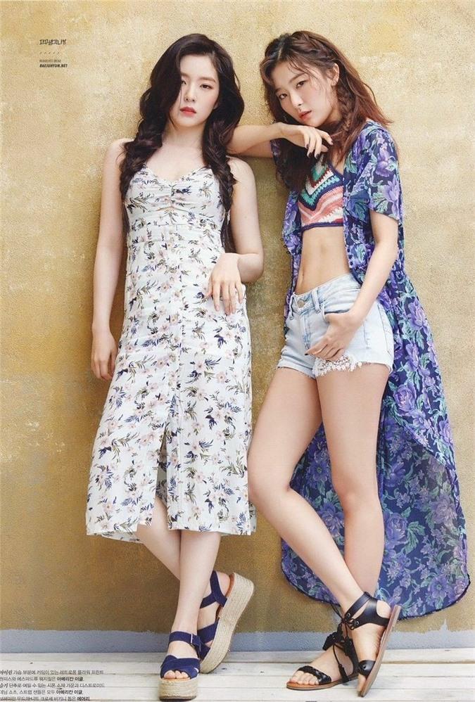 Irene và Seul Gi: Hai Idol được giới đồng tính nữ Hàn Quốc yêu thích nhất - Ảnh 1