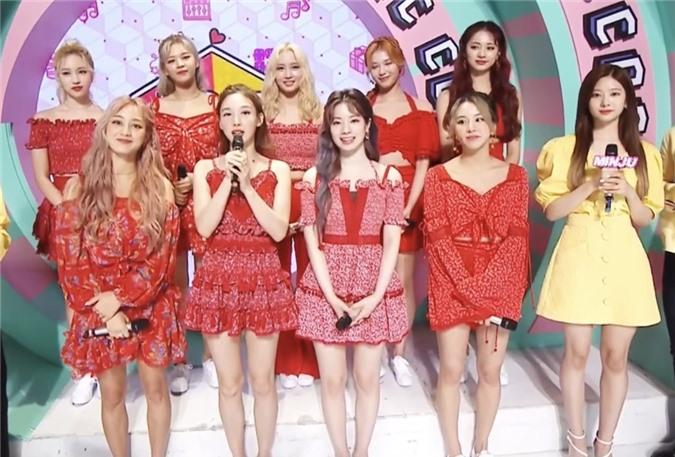 Kim Min Joo - Twice đọ visual trong cùng khung hình - Ảnh 1