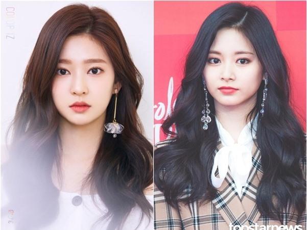 Kim Min Joo - Twice đọ visual trong cùng khung hình - Ảnh 3