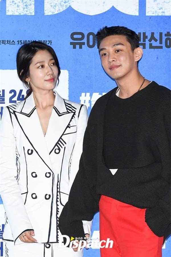 Park Shin Hye công khai thân mật với Yoo Ah In, ánh mắt đằng gái nhìn đằng trai quá tình khiến dân mạng phát sốt 4