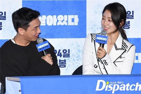 Park Shin Hye công khai thân mật với Yoo Ah In, ánh mắt đằng gái nhìn đằng trai quá tình khiến dân mạng phát sốt 8