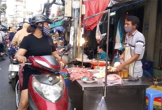 Thịt lợn Thái Lan sắp ra chợ, siêu thị - Ảnh 1.