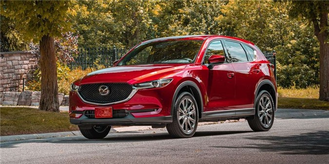 xe SUV tot nhat nam 2020 anh 8