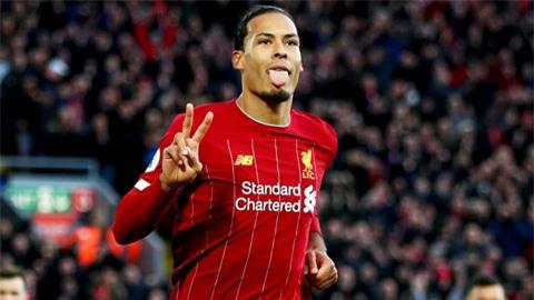 Trung vệ Virgil Van Dijk: 'Triều đại của Liverpool mới chỉ bắt đầu'