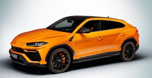 021 Lamborghini Urus SUV