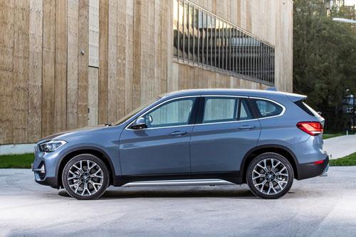 BMW X1 2020.