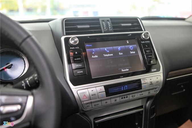 Toyota Land Cruiser Prado 2020 ra mat anh 10