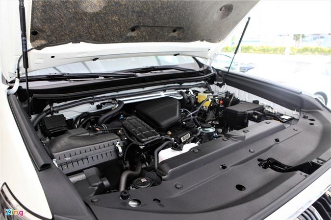 Toyota Land Cruiser Prado 2020 ra mat anh 11