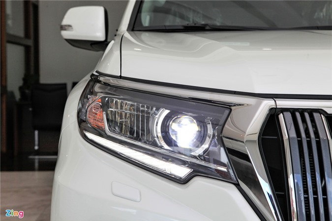 Toyota Land Cruiser Prado 2020 ra mat anh 12