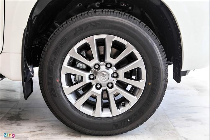 Toyota Land Cruiser Prado 2020 ra mat anh 6