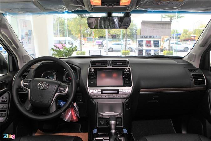 Toyota Land Cruiser Prado 2020 ra mat anh 7