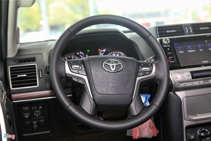 Toyota Land Cruiser Prado 2020 ra mat anh 8