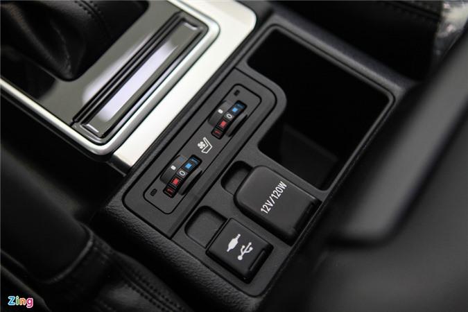 Toyota Land Cruiser Prado 2020 ra mat anh 9