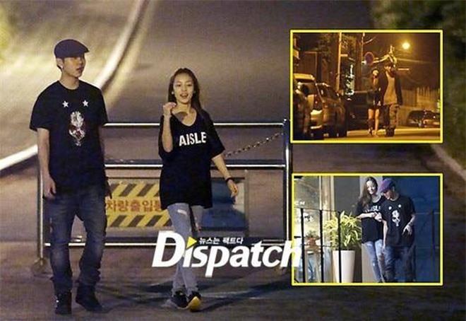 Dispatch tiết lộ chuyện hẹn hò của những cặp sao hạng A nào? - Ảnh 3