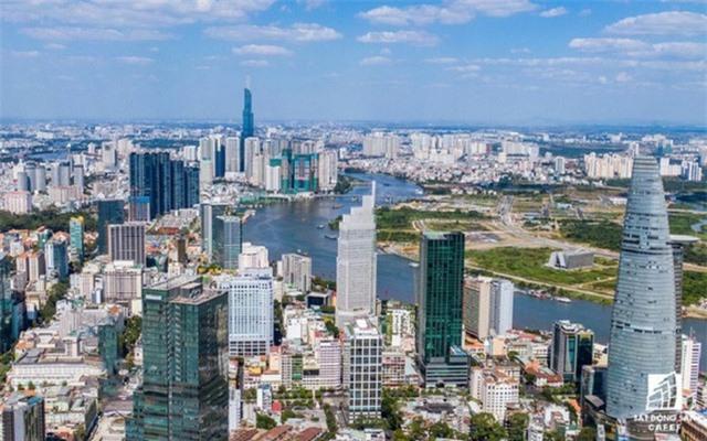 Giá nhà tại Hà Nội rẻ hơn TP.HCM khoảng 30% - Ảnh 1.
