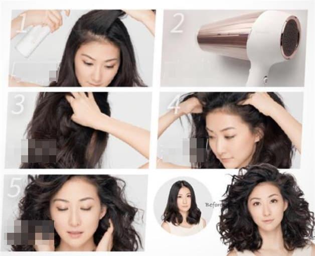 chọn tóc hợp khuôn mặt nhỏ 13