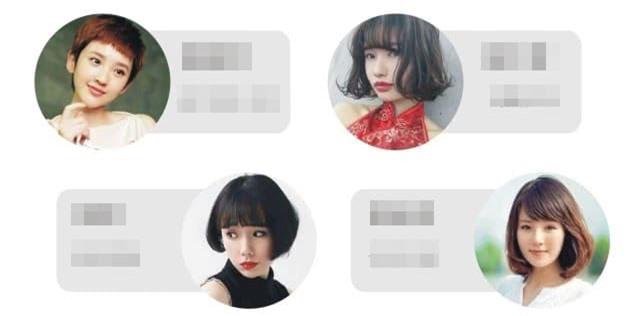 chọn tóc hợp khuôn mặt nhỏ 6