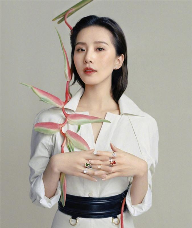 Triệu Lệ Dĩnh, Angela Baby và những bà mẹ bỉm sữa hot nhất màn ảnh Hoa ngữ - Ảnh 9