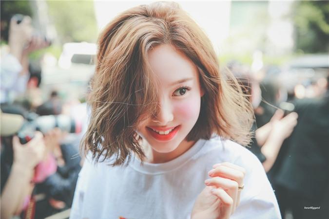 Visual tươi mát như trái cây mùa hè của Na Yeon (Twice) - Ảnh 5