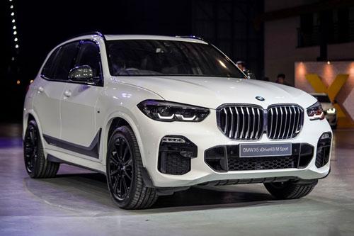 BMW X5 xDrive45e.