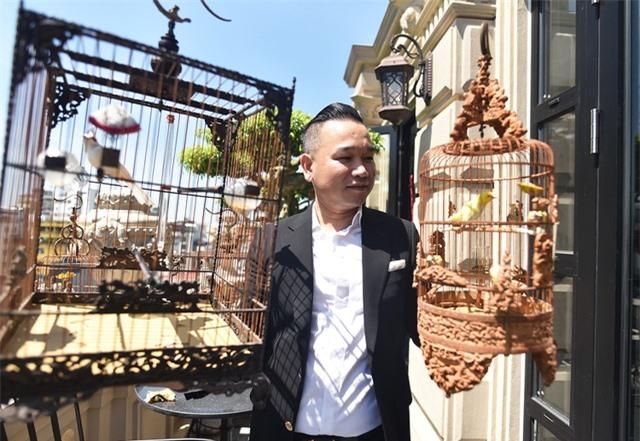 Mãn nhãn với bộ sưu tập chim quý hiếm, giá khủng của vua chim màu Việt - 1