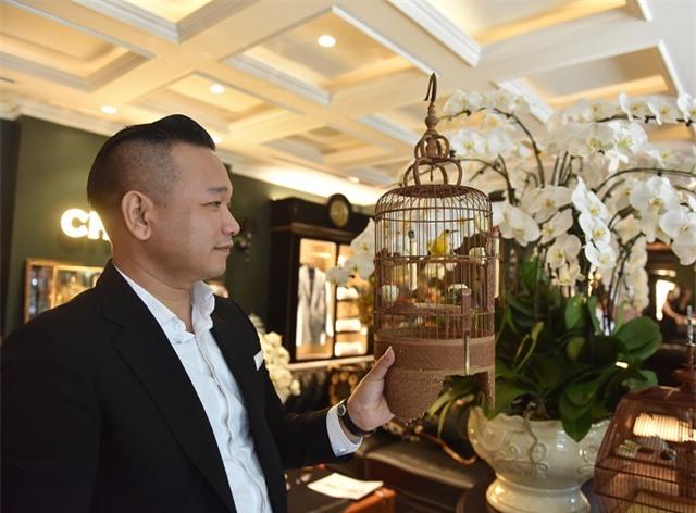 Mãn nhãn với bộ sưu tập chim quý hiếm, giá khủng của vua chim màu Việt - 7
