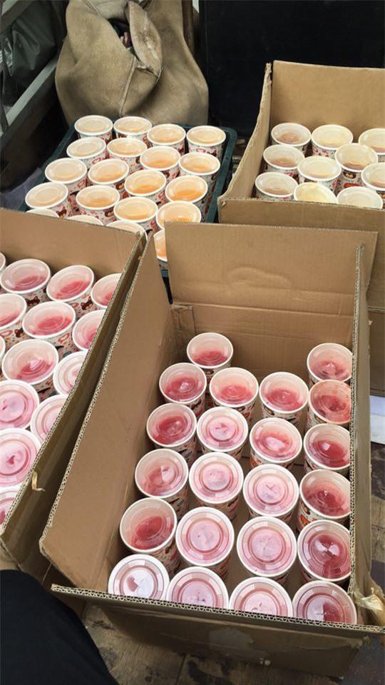 Nàng công sở bán nước hoa quả cho đồng nghiệp, có ngày lãi gần 3 triệu