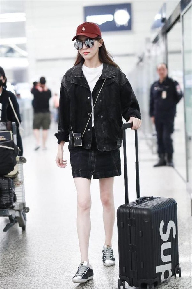 Dàn sao nữ sở hữu đôi chân dài trên một mét - Ảnh 16