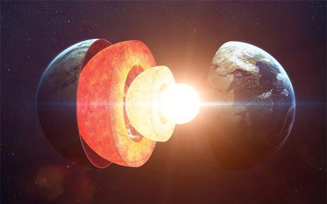 Phát hiện cấu trúc hành tinh chưa từng biết ngay trong trái đất - Ảnh 1.