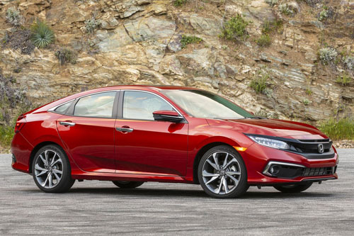 Honda Civic 2020.