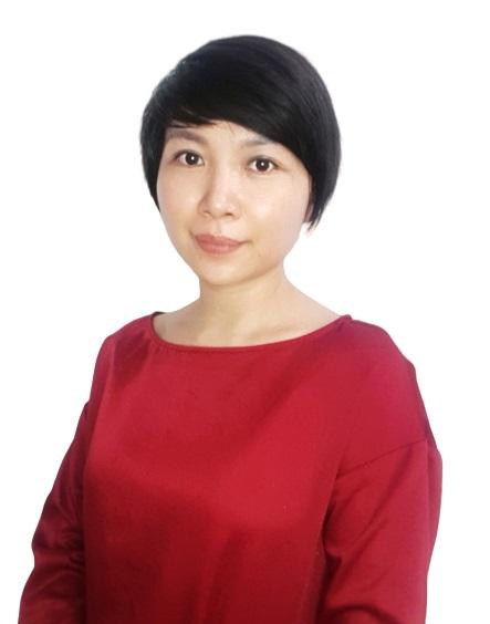 Bà Ngô Thị Thanh Hiền, Phó Giám đốc AMECO chia sẻ với Doanh nghiệp Việt Nam về quá trình AMECO tìm cách đưa sản phẩm đến khách hàng trong đại dịch Covid-19.