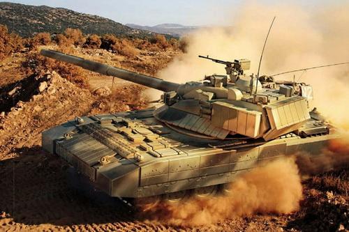 Ấn Độ có thể trở thành quốc gia có số lượng T-14 Armata nhiều nhất thế giới. Ảnh: Zvezda.