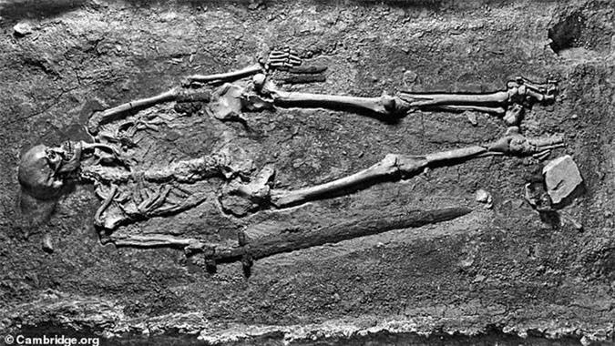 Bộ xương bí ẩn được khai quật vào năm 1928...