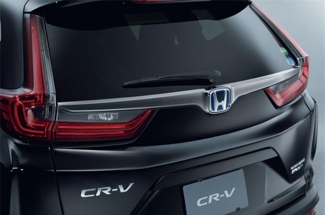 Honda CR-V ra ban dac biet son den bong anh 2