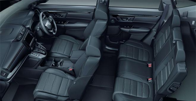 Honda CR-V ra ban dac biet son den bong anh 3