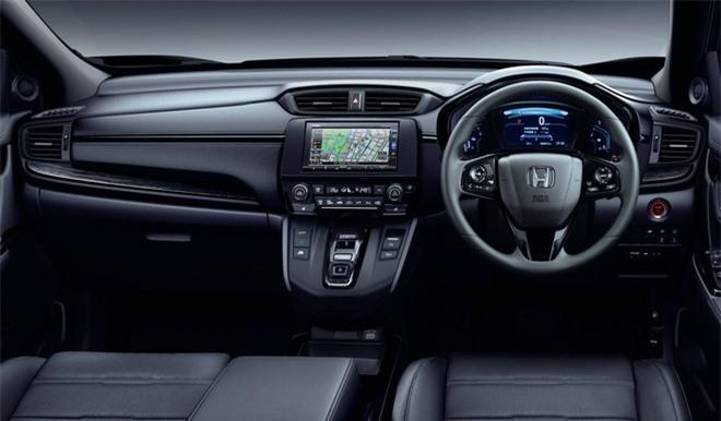 Honda CR-V ra ban dac biet son den bong anh 4