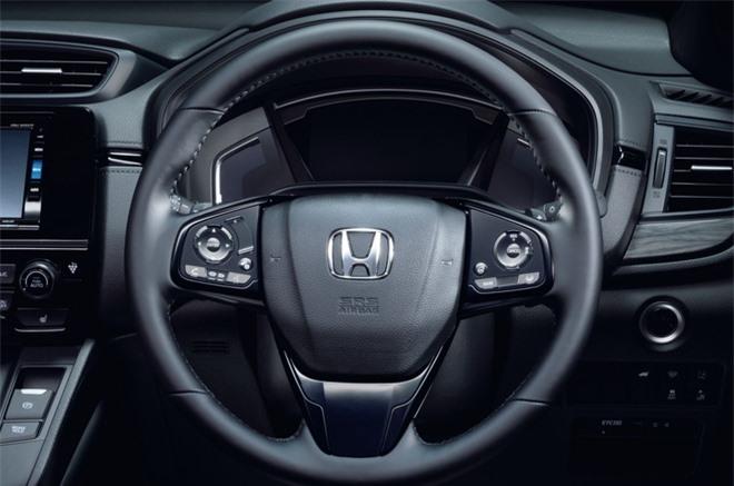 Honda CR-V ra ban dac biet son den bong anh 5